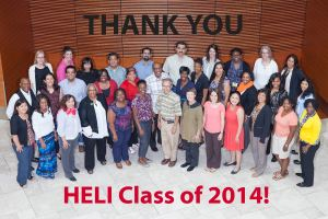 HELI 2014 group