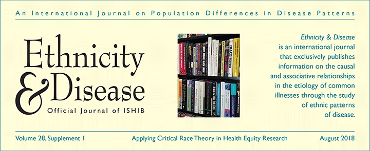 ethnicity and disease journal