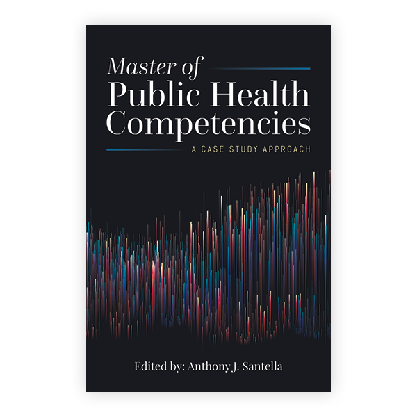 Master of Public Health Competencies book cover